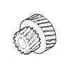 30 - Heiniger Xtra Gear 21/12 Teeth - 701-613